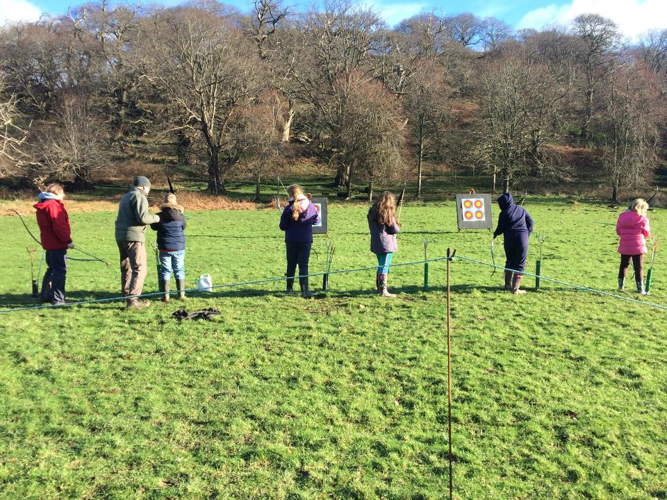 Margam Park Archery