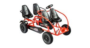 Dino Family Go Kart Margam Park