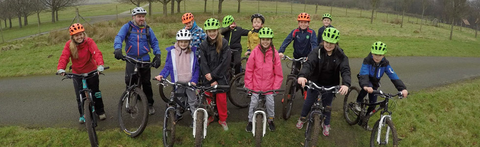 Margam Park Mountain Biking