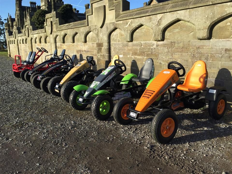 Go Kart Hire Margam Park