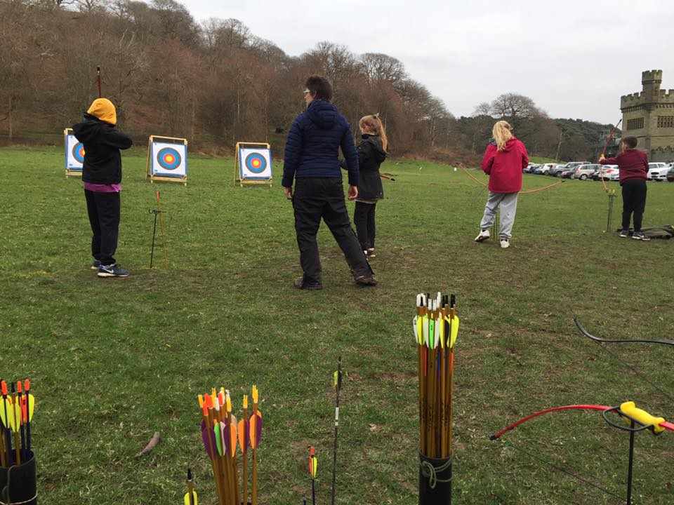 Margam Park Archery