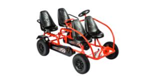 Dino Family Go Kart
