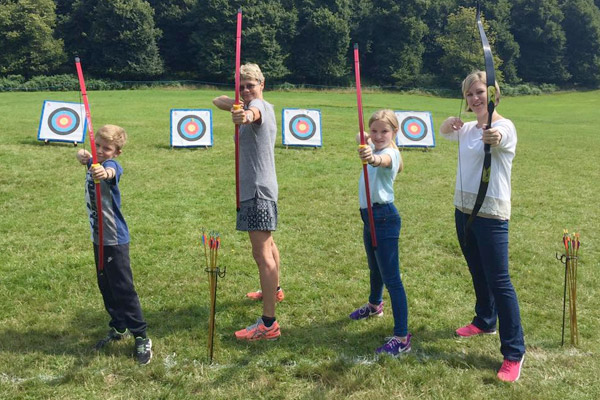 Margam Park Adventure Archery