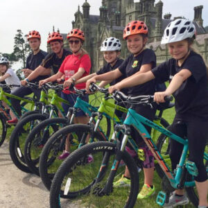 Bike Hire at Margam Park Adventure