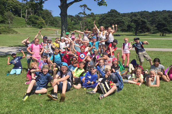 Schools Colleges Margam Park Adventure