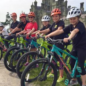 Bike Hire at Margam Park Adventure