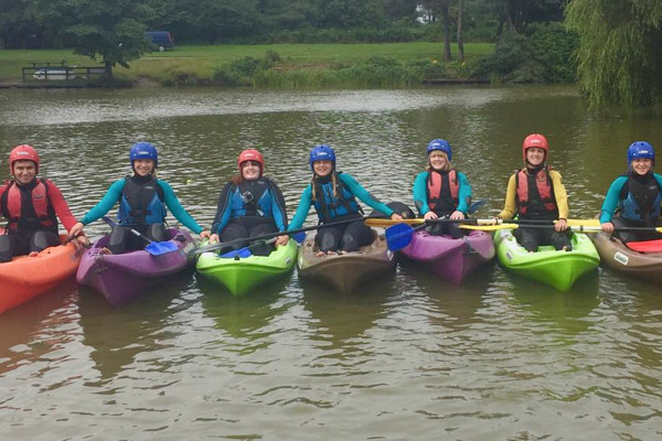 Margam Park Adventure Kayaking