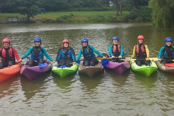 Margam Park Adventure Kayaking