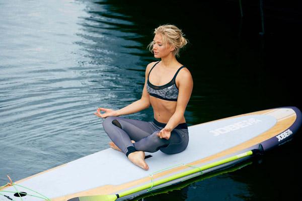 Margam Park Adventure SUP Yoga